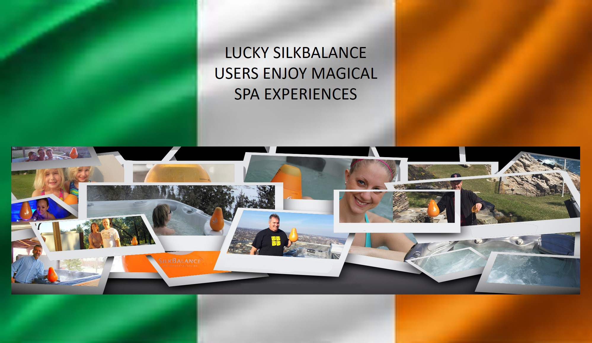 Ireland Flag SilkBalance Customers