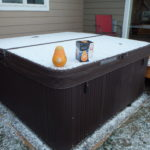 Winterize Hot Tub