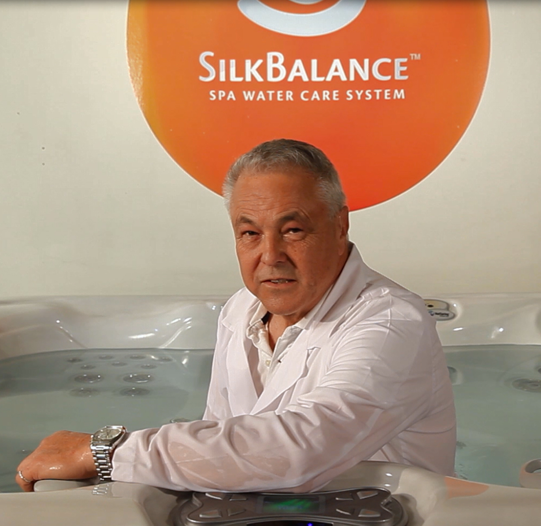 SilkBalance lead chemist Colin Taylor helps you solve your spa water care problems