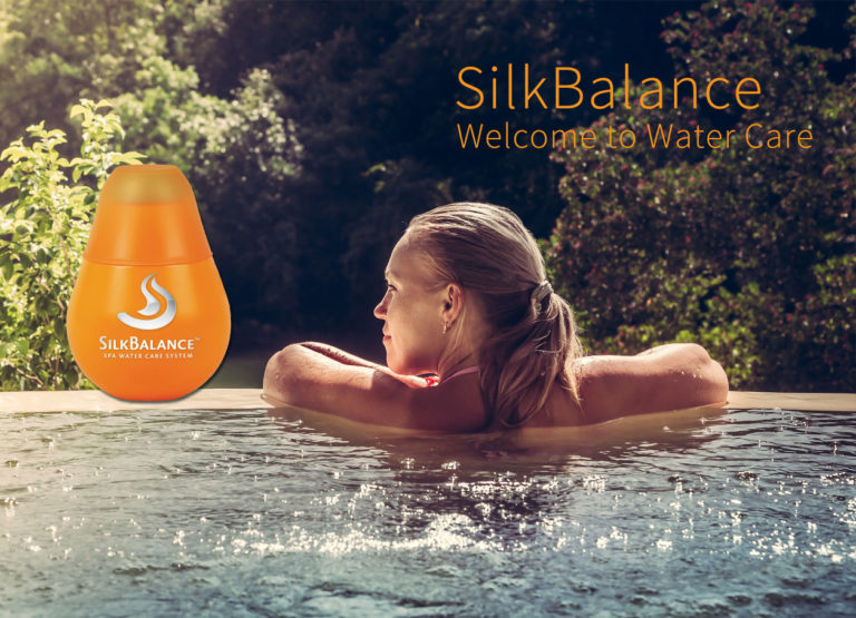Easy soa water care from SilkBalance