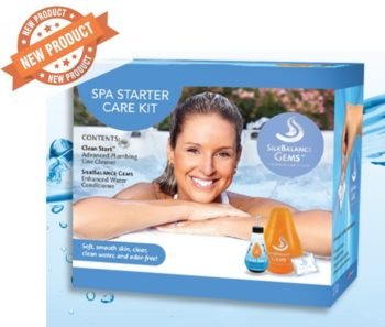 SilkBalance Spa Starter Care Kit New Product